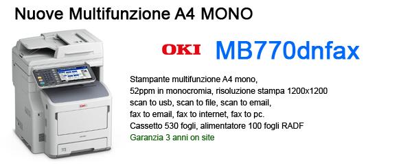 OKI MB770dnfax