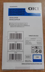 45643703  DEVELOPER-C-ES9455/65/75 (70k)