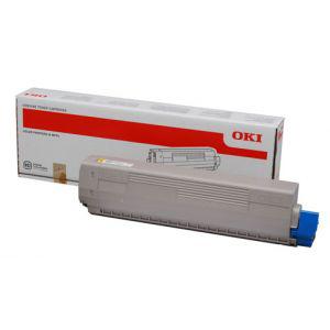 46443117  Toner-ES8433-Yellow-10K