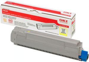 Toner Nero 6000pg C8600/C8800